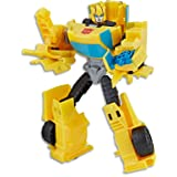 """Transformers - 5"""" Bumblebee Action Figure - Cyberverse Warrior Class - Kids Toys - Ages 6+"""
