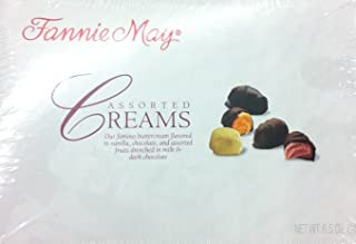 product image for Fannie May Assorted Creams Chocolate Candy----6.5 Oz. Box