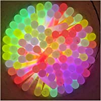 8'' Glow Stick Bracelets (tube of 100 assorted)