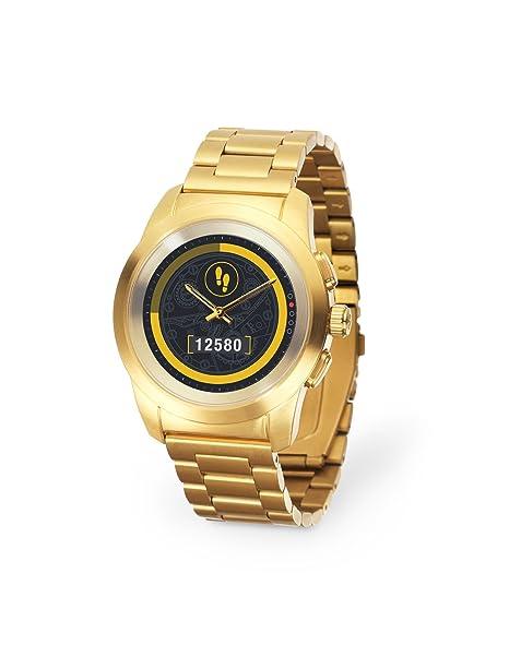 MyKronoz reloj inteligente oro