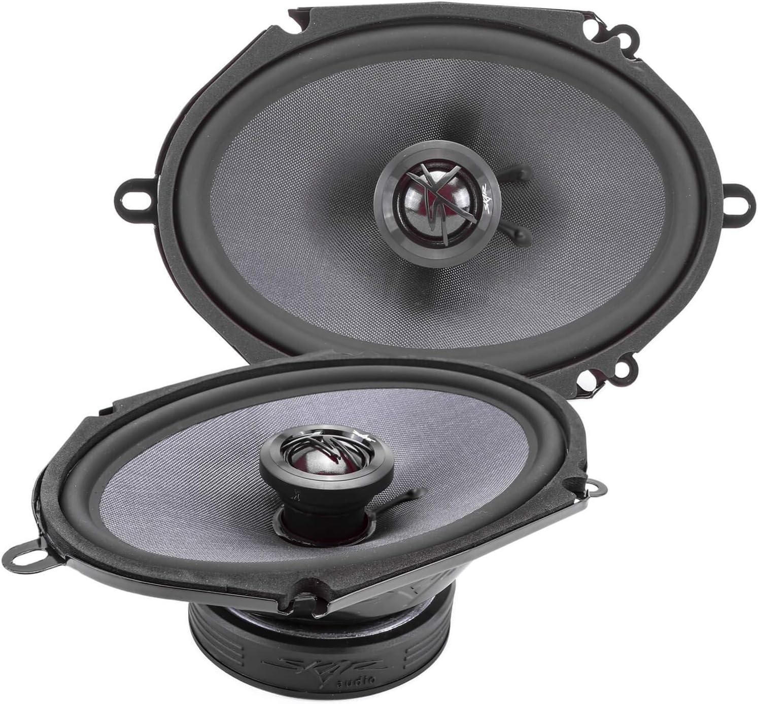 Skar Audio TX68 6x8 Coaxial Car Speakers