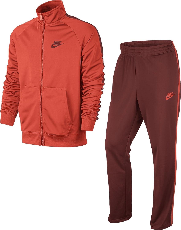 Nike M NSW TRK Suit PK Season Chándal, Hombre, Azul Squadron Blue ...
