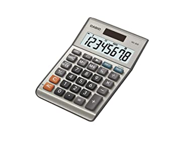 Awesome Casio Ms 80B Standard Function Desktop Calculator Download Free Architecture Designs Crovemadebymaigaardcom