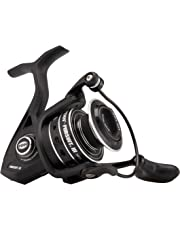 Penn Pursuit III 5000C - Carrete de Pesca, Color Negro y Plateado
