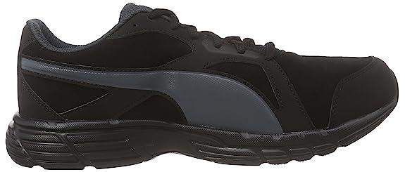 Axe Pumas V4 Sd - Chaussures En Cuir Noir Pour Les Femmes Schwarz (shadow Black-dark 01) 37.5 Eu gqAbfHVdk