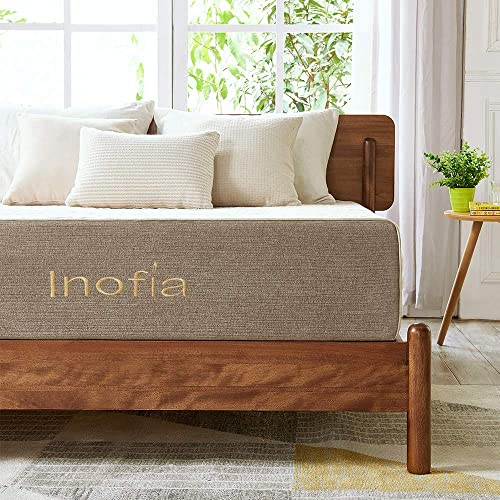 Inofia Queen Mattress Latex Foam