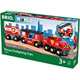 Brio 33844 - Treno dei Pompieri