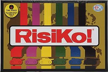 Spin Master Editrice Giochi Risiko - Juego de Estrategia, Juego de Mesa, a Partir de 10 años en adelante, 6033849: Amazon.es: Juguetes y juegos