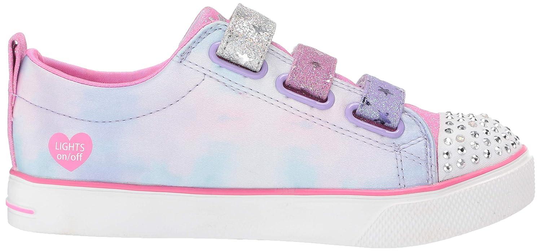 Skechers Kids Twinkle Breeze 2.0-Sparkle Du Sneaker