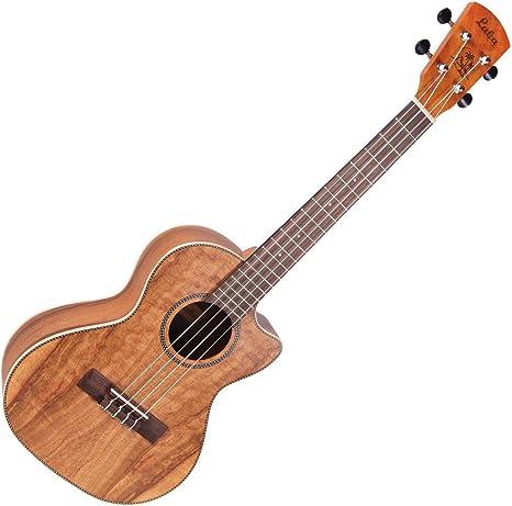 Laka - Ukelele electroacústico tenor: Amazon.es: Instrumentos ...