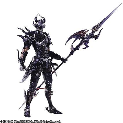 Square Enix Final Fantasy XIV Bring Arts: Estinien Action Figure