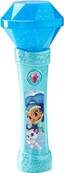 Fisher-Price Nickelodeon Shimmer & Shine Genie Gem Microphone