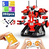 Mould King Remote Control Building Block Robot Kit with APP Control S T E M Robotic Building Block Toys Set for 6 7 8 9 10 11