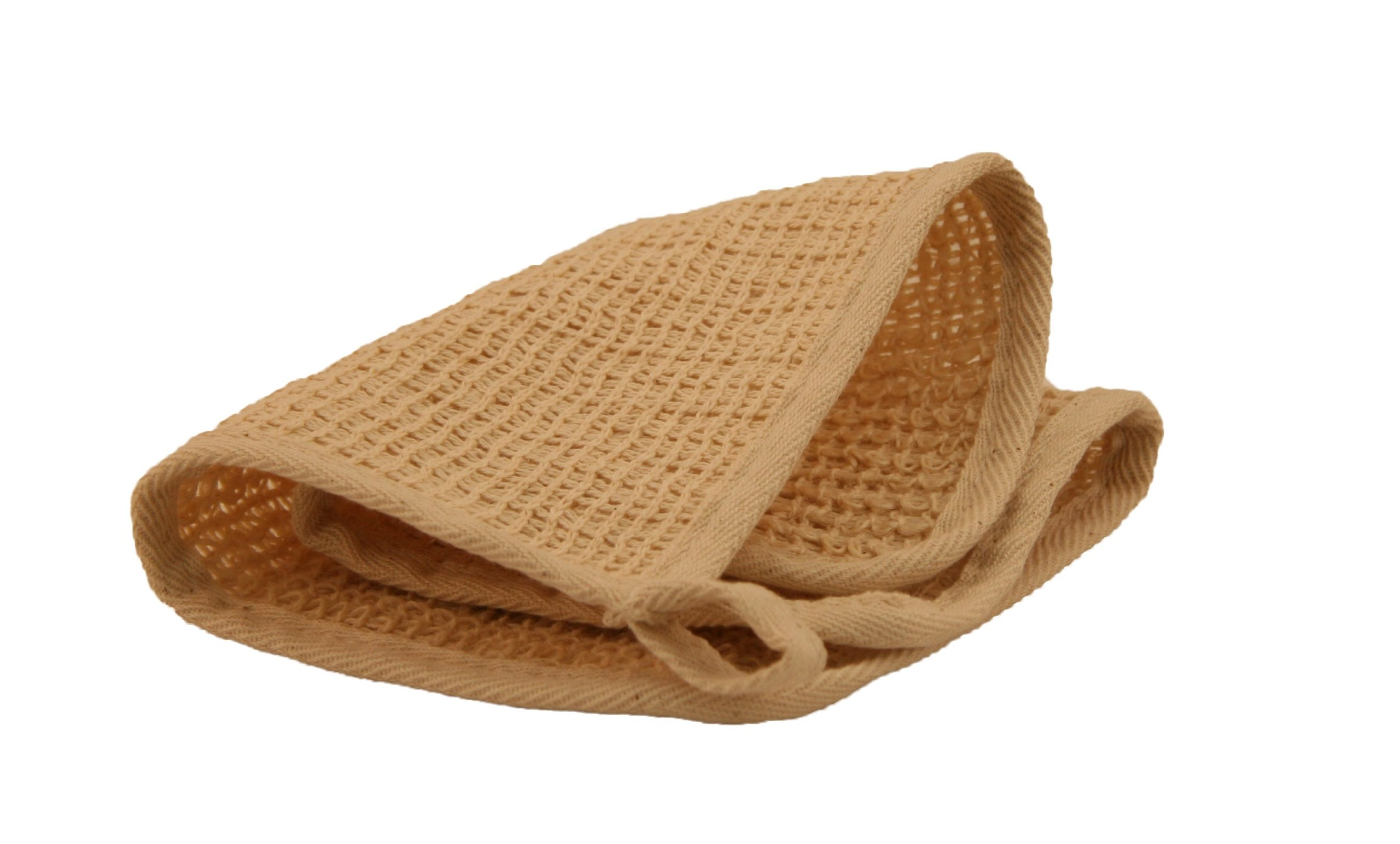 All Natural Sisal Washcloth, 10 in x 10 in