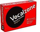 Vocalzone Throat Pastilles Original 24