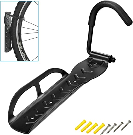WeYingLe Gancho de Pared para Bicicleta, Soporte Vertical para ...