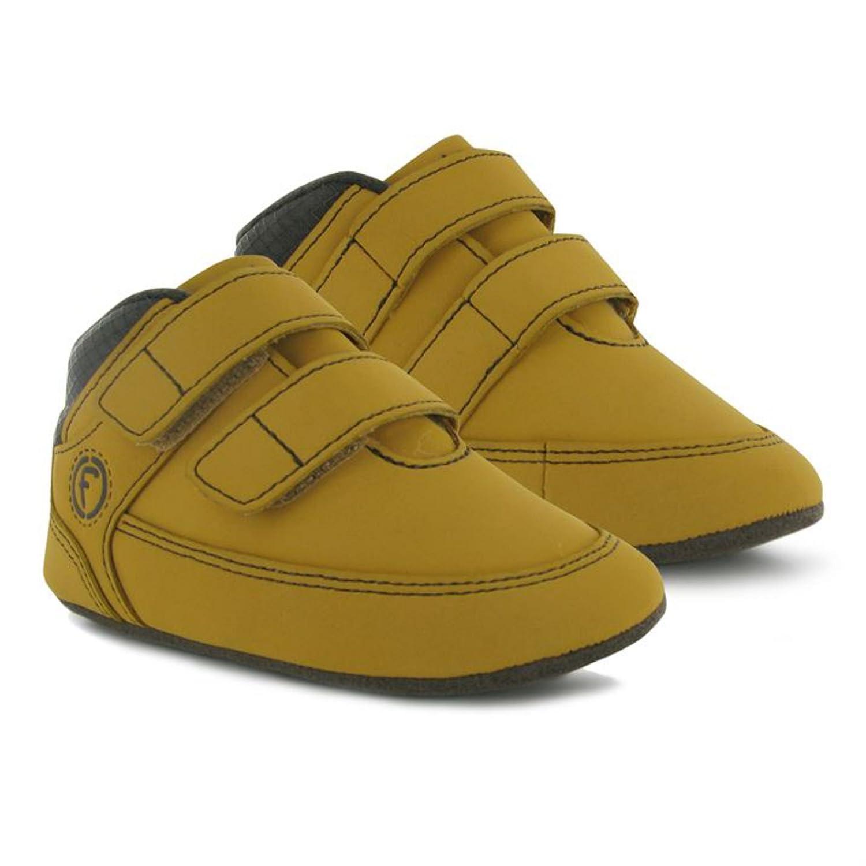 741b6dd57e2 Firetrap Kids Children Rhino Infants Crib Velcro Straps Shoes Boots ...
