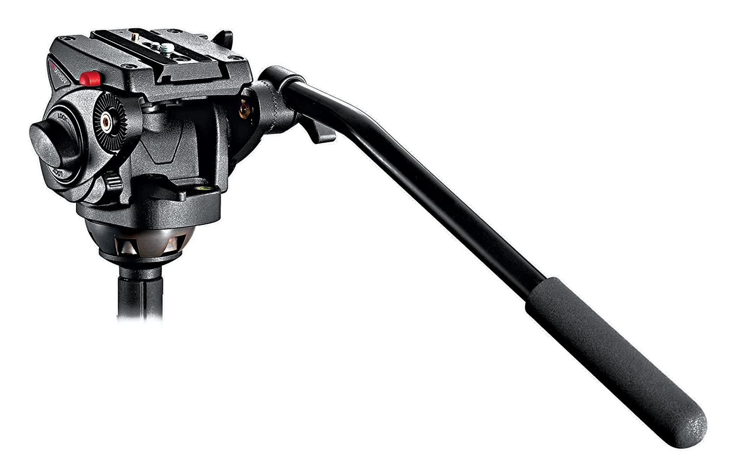Manfrotto Mvh500ah Pro Fluid Video Tripod Head With Flat Base And A Extra Ivation Sliding Plate W 1 4 20 3 8 Fixing Screws Camera