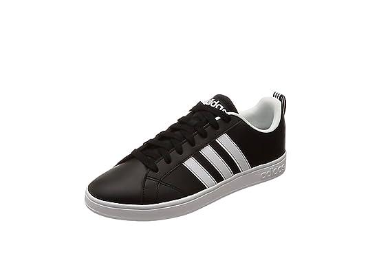 low priced 3088d 9a9d1 adidas VS Advantage Scarpe da ginnastica, Uomo, Nero (NegbasFtwbla 000)