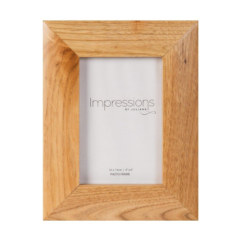 Amazon.de: Widdop Bingham Holz-Bilderrahmen, 15, 24 x 10, 16 cm, 12 ...