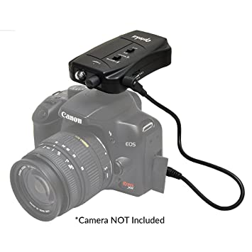 Sensor de Movimiento con Gatillo Opteka LTX-80 Relámpagos/Disparos/Fuegos Artificiales para