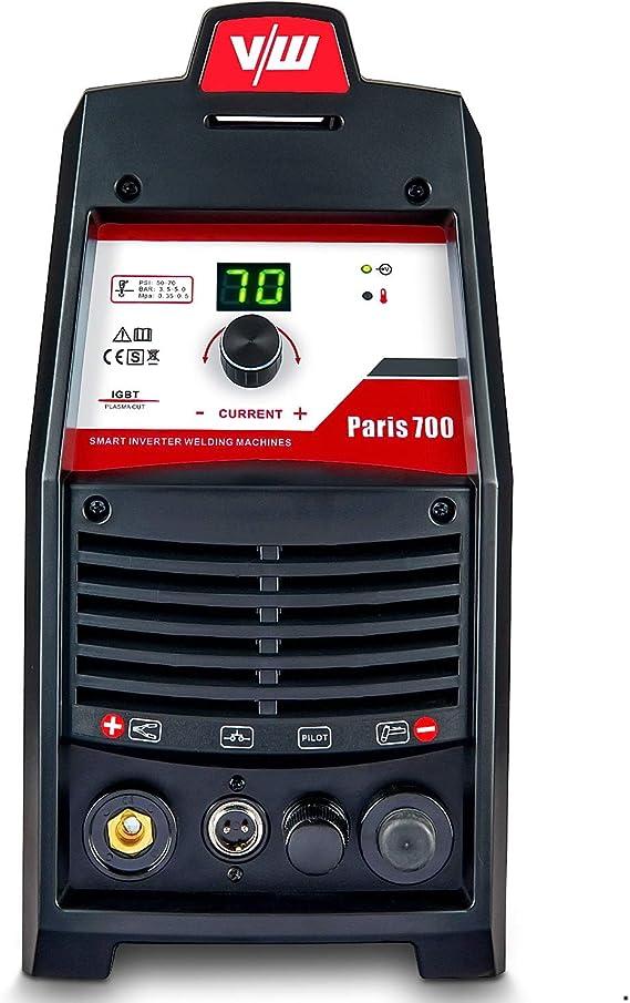 VECTOR Paris 700 Plasma 70PD Plasmaschneider Verschleissteile AG-60 60-teilig