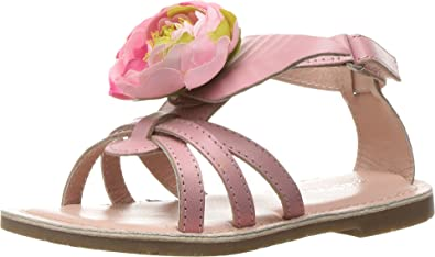 d56433a320bc6 Amazon.com: Pazitos Baby Girl's Floweret (Toddler) Pink Shoe: Shoes