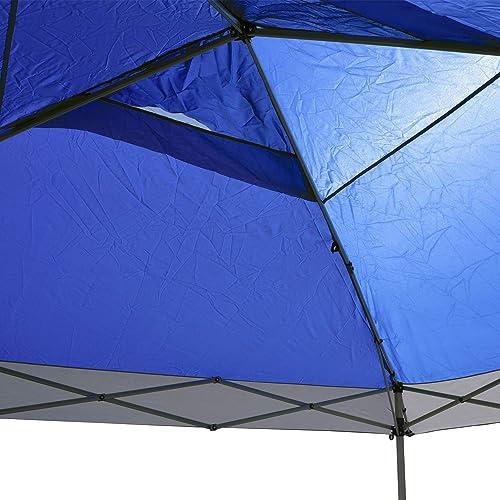 Caravan Canopy HVS13021 x 12ft 7in Blue Haven Sport Canopy