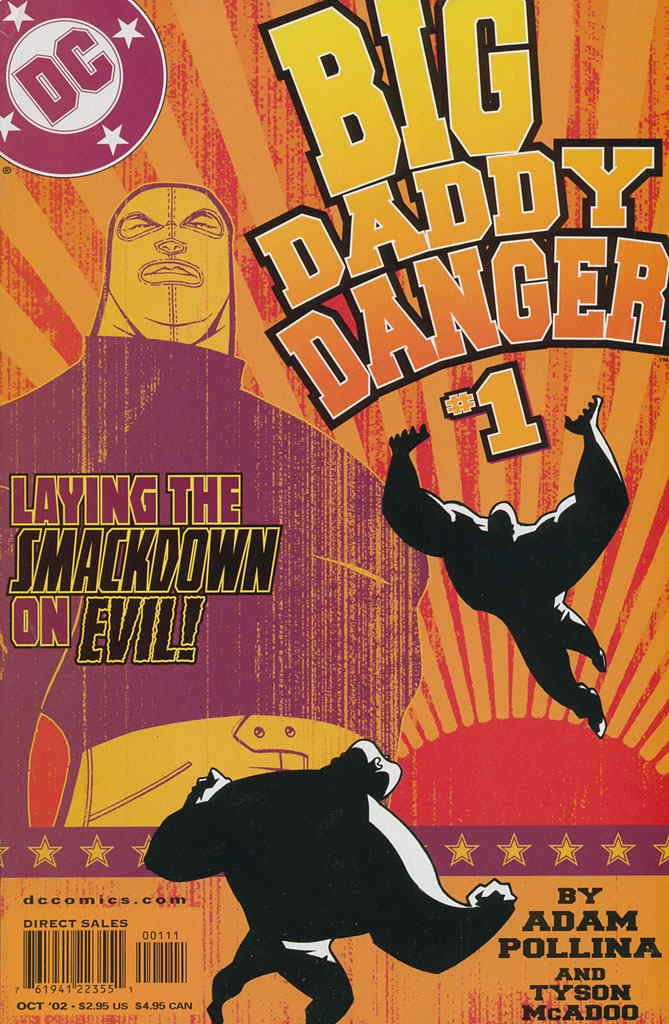 Download Big Daddy Danger (2002) #1 ebook