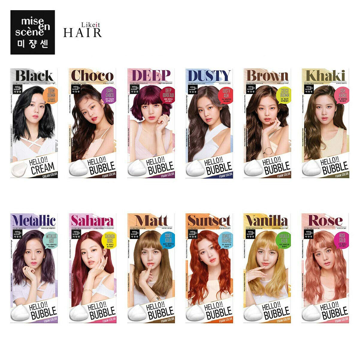 korean hair dye review