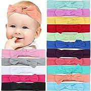 Baby Headbands Elastic Hair Wraps Headbands for Baby Girls,Newborn,Toddler and Children