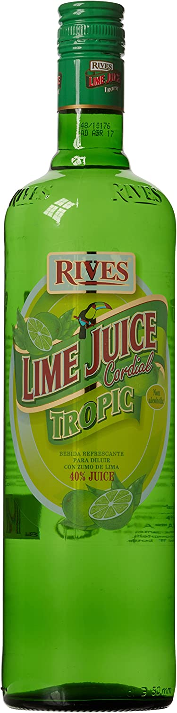 Rives Zumo de Lima para Diluir - 1 l: Amazon.es: Alimentación ...