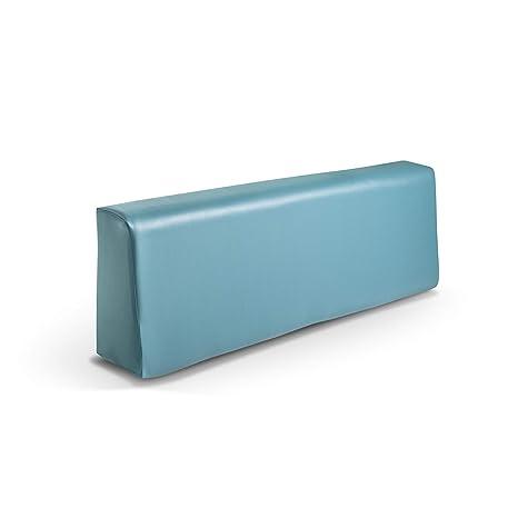 Respaldo colchoneta para sofas de palet color Turquesa (1 x Unidad) Cojin relleno con espuma | Cojines para chill out, interior y exterior, jardin | ...