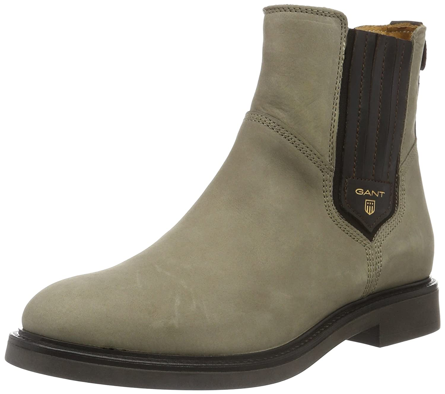 Gant Ashley G00 Black, Schuhe, Stiefel & Boots, Chelsea Boots, Schwarz, Female, 37