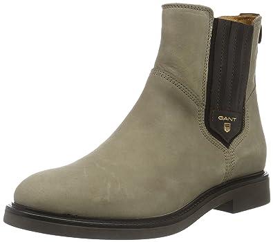 Braune Gant Chelsea Boots AshLEY ErbZ1X