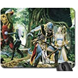 Everquest Mouse Pad, Mousepad (10.2 x 8.3 x 0.12 inches)
