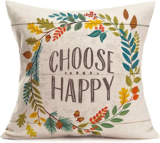 51x66cm One Sided Tarolo Decorative SMILE Sunshine Yellow Decorative Lumbar Pillowcase Pillow Covers Size 20x26 inches