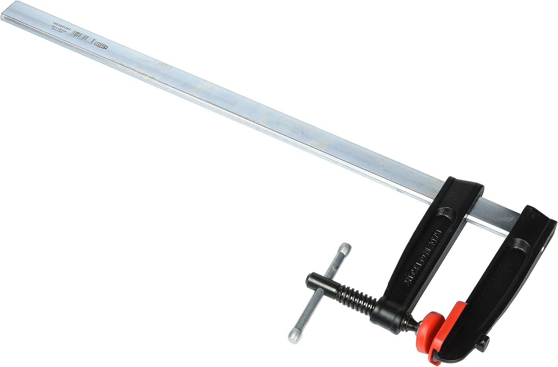 Bessey TRC25S12KF TGRC-KF Malleable Cast Iron Screw Clamp Multi-Colour 250//120 mm