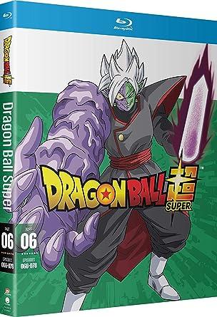 dragon ball super 6  : Dragon Ball Super: Part Six [Blu-ray]: Sean Schemmel ...