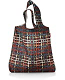 Reisenthel Mini Maxi Shopper Reusable Bag - Wool Design - Premium Quality