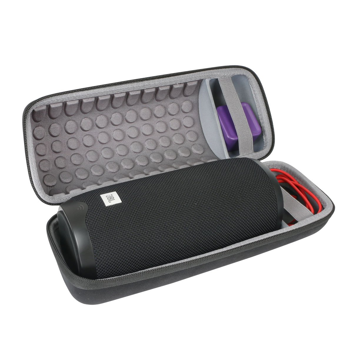Amazon.com: Hard Travel Case for JBL Link 20 Voice-Activated Portable Bluetooth Speaker by co2CREA: Computers & Accessories