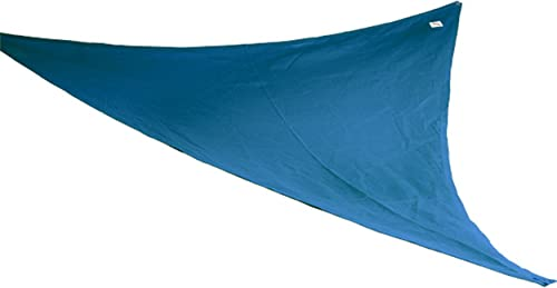 Coolaroo Shade Sail, Triangle Party Sail , 9 10 , Blue