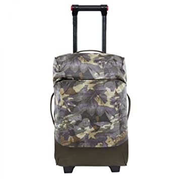 7d456875dca8b The North Face Trolley S mit 2 Rollen Stratoliner - S English Green  Tropical camo