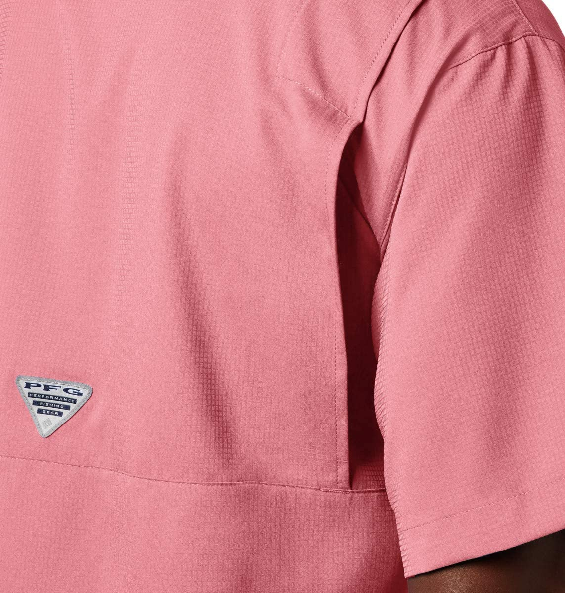 Columbia Tamiami II SS Chemise pour Homme Rose