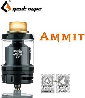 Geekvape Ammit 25 RTA Tank (negro): Amazon.es: Salud y ...