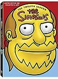 Les Simpson: L'intégrale de la saison 12 - Tête de Jeff Albertson - Coffret 4 DVD (Coffret Collector - Édition limitée)