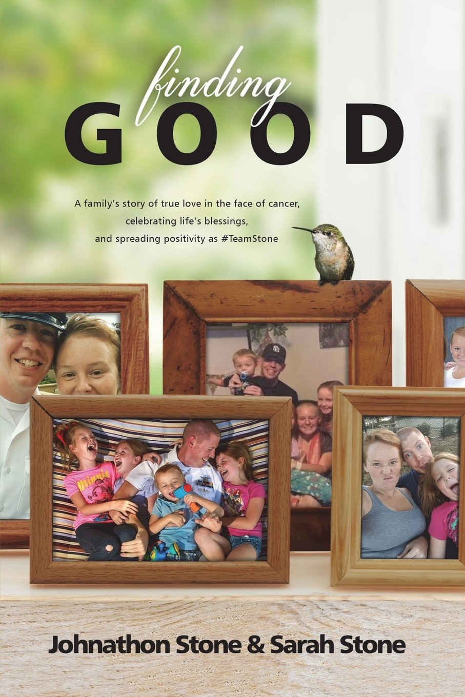 Finding Good: One Family's Story of True Love in the Face of Cancer, Celebrating Life's Blessings, and Spreading Positivity as #TeamStone pdf