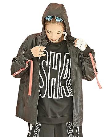 Rwalkinz Girls Teenager Fashion Clothes Old School Hip Hop Zipper