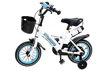 01ea2aad3c6d20 Actionbikes Motors Kinderfahrrad Donaldo - Verschiedene Größen -  Luftbereifung - Ab 2-9 Jahren - Jungen & Mädchen