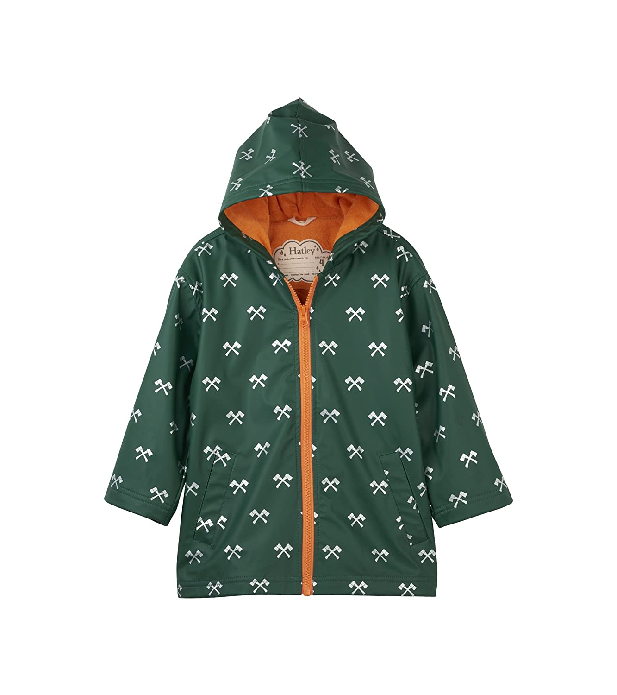 Hatley Splash Jacket Giacca Impermeabile Bambino